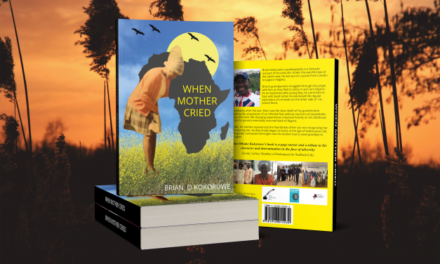 Autobiography: Brian Kokoruwe