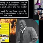 BRIAN KOKORUWE BOOK PRESENTATION AT BSL CAFE